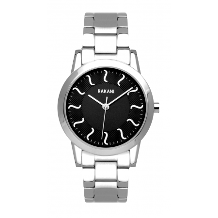 ISH - Black Watch w/ Stainless Steel (32mm)