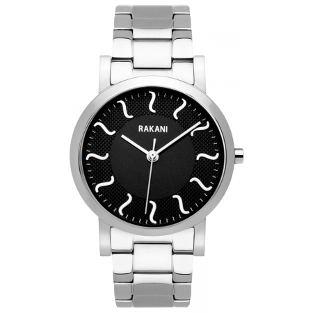 ISH - Black Watch w/ Stainless Steel (40mm)