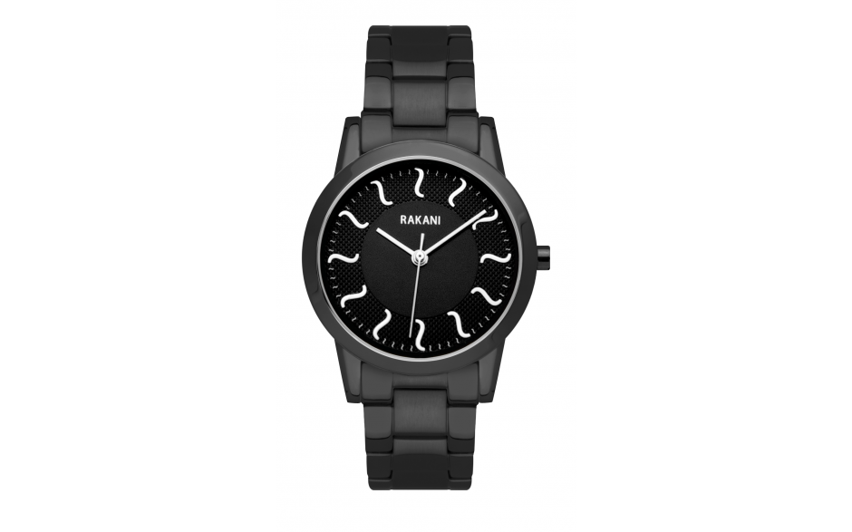 ISH - Black Watch w/ Black Steel Case and Band (32mm)