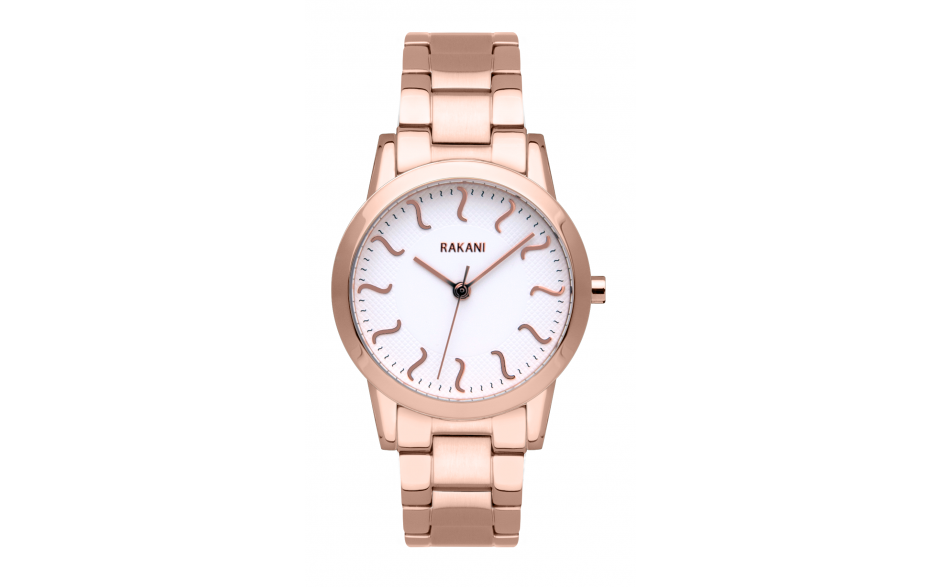 ISH - Rose Gold Watch w/ Rose Gold Steel (32mm)