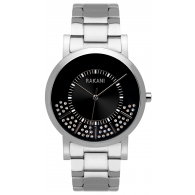 Stuck In Traffic - Swarovski Crystals Watch w/ Stainless Steel (40mm)