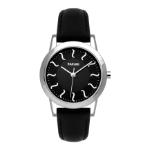 ISH - Black Watch w/ Black Leather (32mm)
