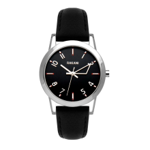 +5 - Black Watch w/ Black Leather (32mm)