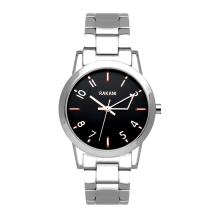 +5 - Black Watch w/ Stainless Steel (32mm)